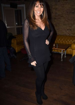 Linda Lusardi - Hereford Television Launch Party in London