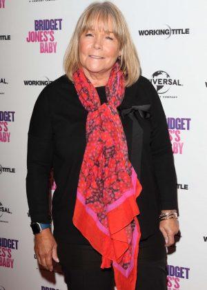 Linda Robson - Bridget Jones Baby DVD Launch and Special Screening in London