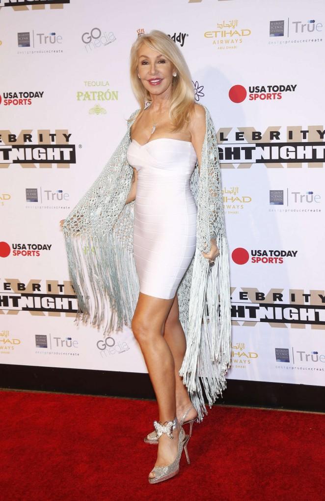 Linda Thompson - 2016 Muhammad Ali's Celebrity Fight Night in Phoenix