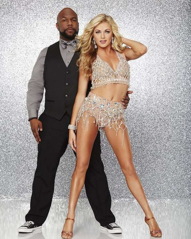 Lindsay Arnold - Dancing with the Stars Promoshoot 2016