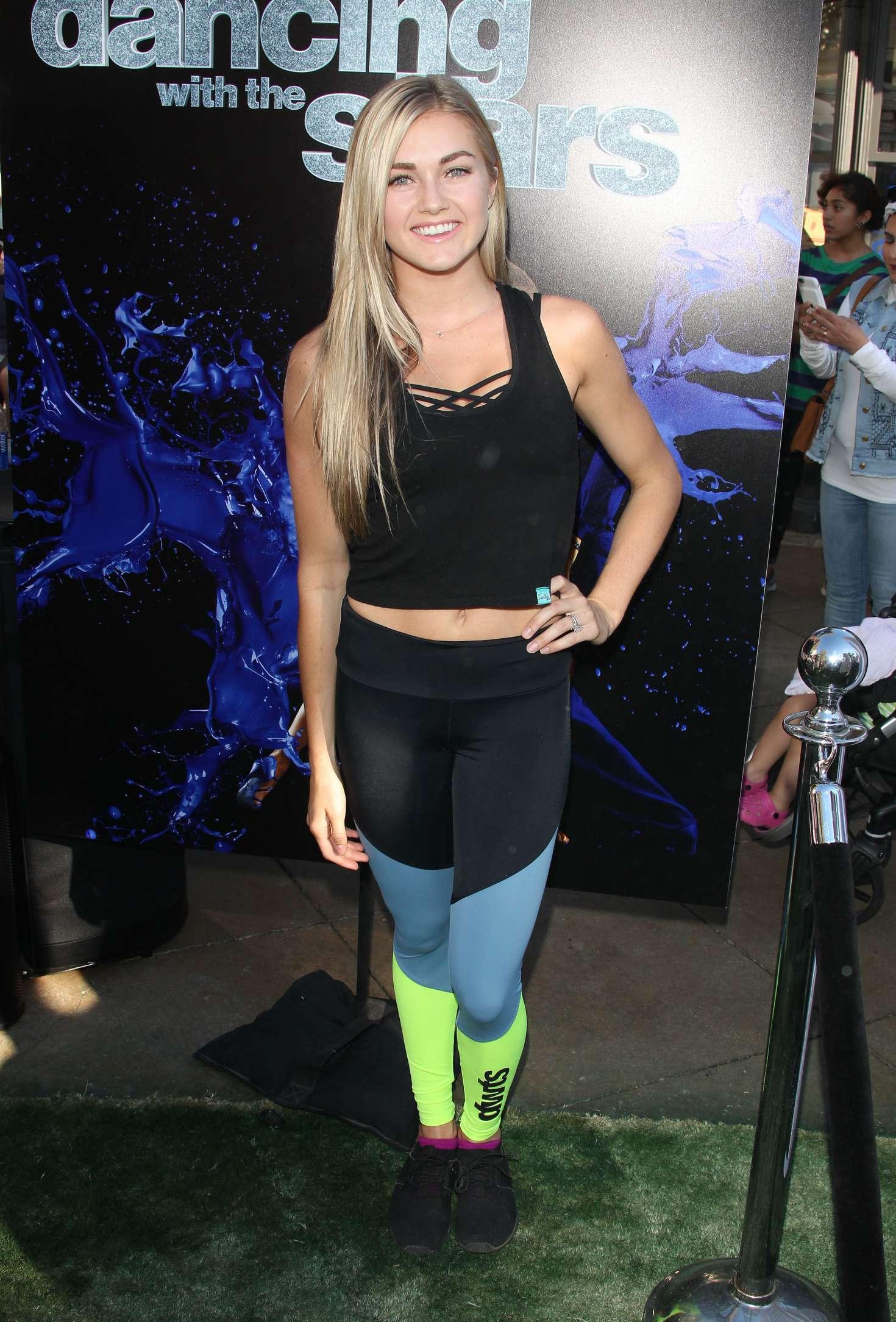 Lindsay Arnold - DWTS Season 23 Cast Members in LA