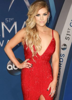 Lindsay Ell - 51st Annual CMA Awards in Nashville