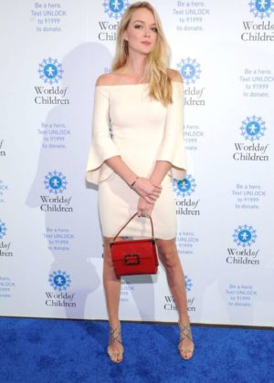 Lindsay Ellingson - 2017 World Of Children Awards in New York