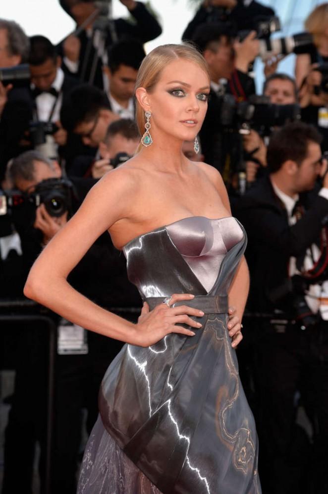 Lindsay Ellingson - 'Carol' Premiere in Cannes