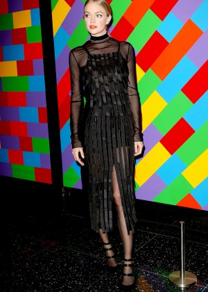 "Lindsay Ellingson - ""Kumiko: The Treasure Hunter"" Screening in NYC"