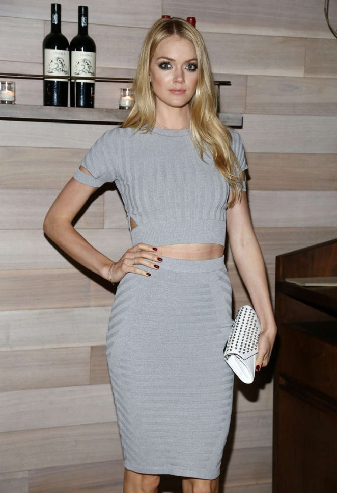 Lindsay Ellingson – 'Maggie' Afterparty in NYC