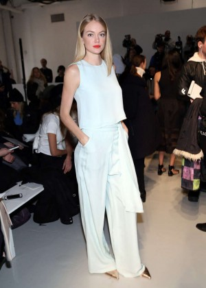 Lindsay Ellingson - Misha Nonoo Fashion Show 2015 in NYC