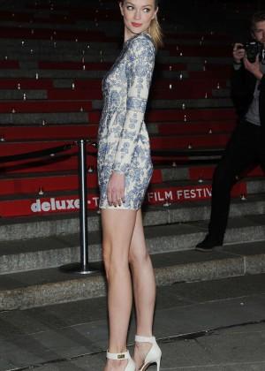 Lindsay Ellingson - Vanity Fair Party: 2015 Tribeca Film Festival in NYC