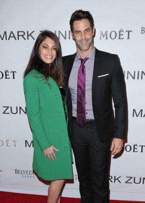 Lindsay Hartley - Mark Zunino Atelier Store Opening in Beverly Hills
