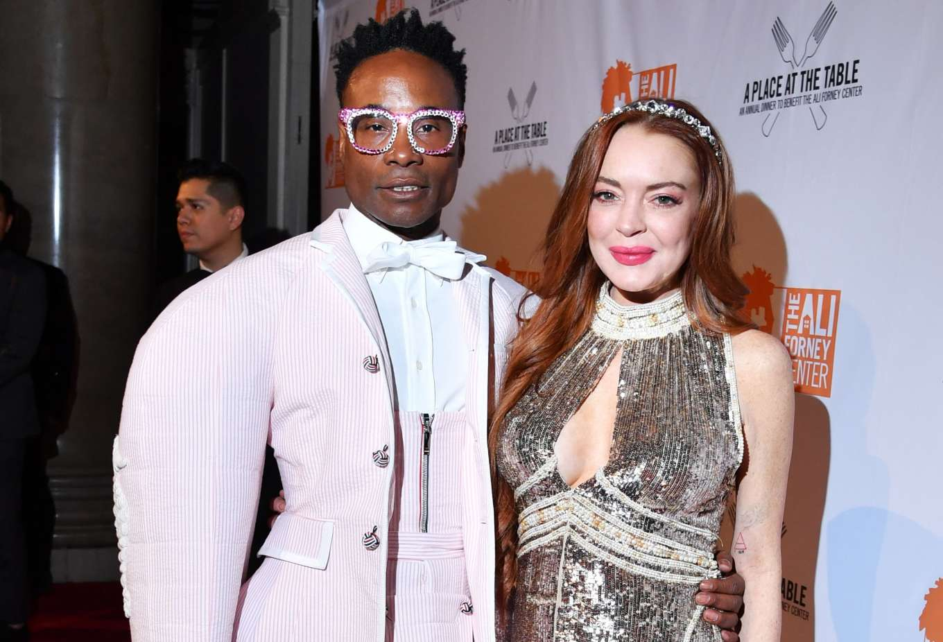 Lindsay Lohan 2019 : Lindsay Lohan – A Place at the Table: The Ali Forney Centers Annual Fall Gala-12