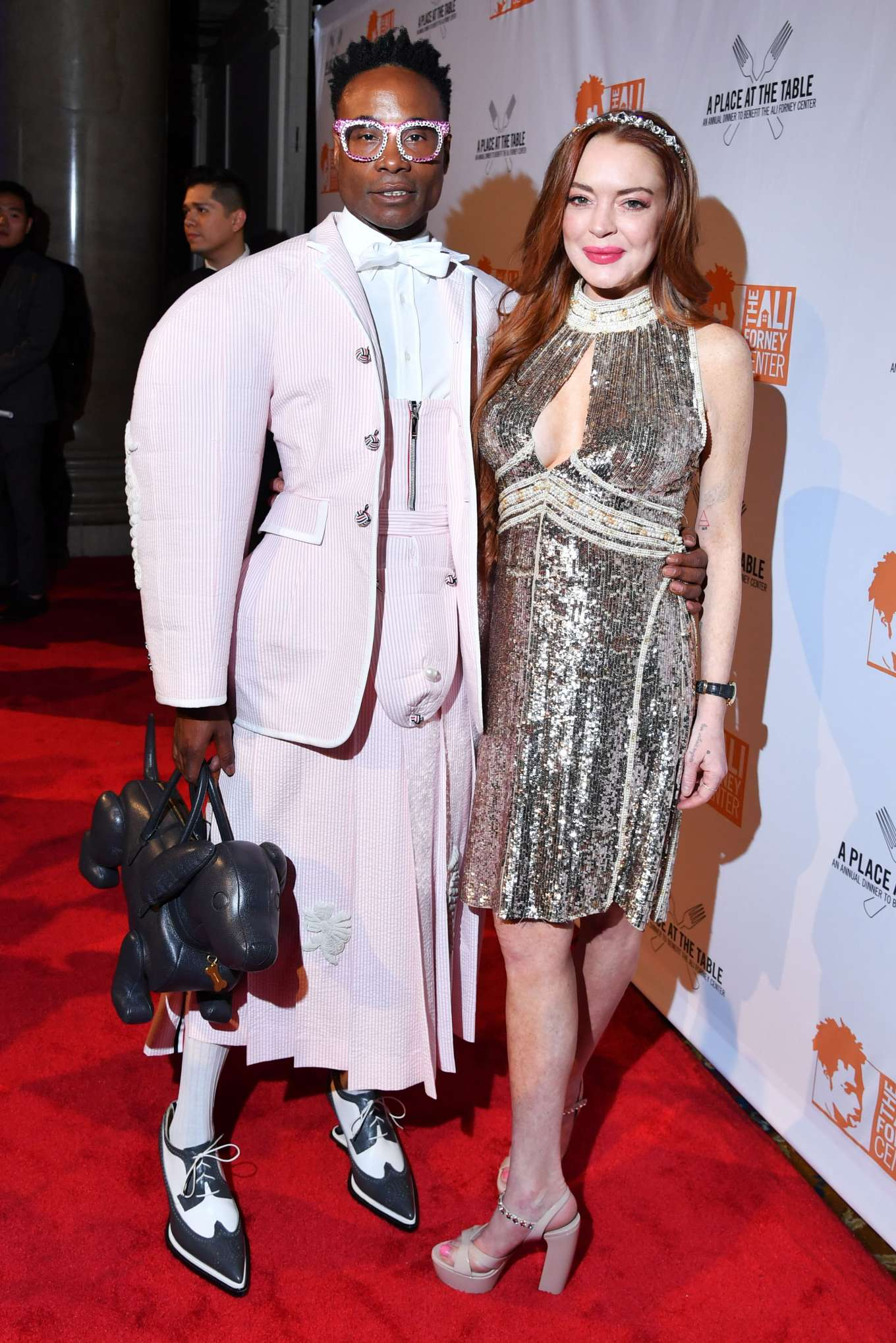 Lindsay Lohan 2019 : Lindsay Lohan – A Place at the Table: The Ali Forney Centers Annual Fall Gala-20