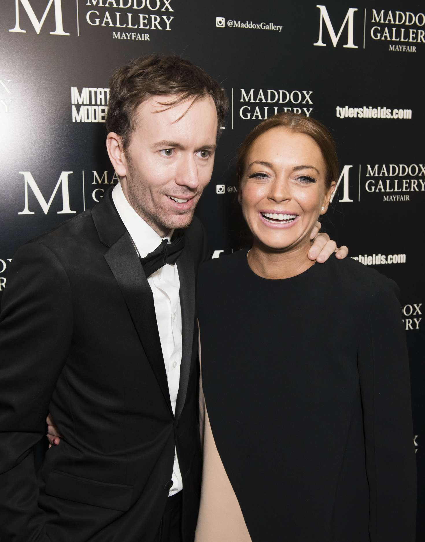 Lindsay Lohan 2016 : Lindsay Lohan: Tyler Shields Decadence Opening Night -09