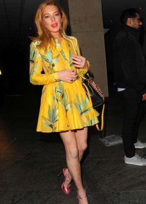 Lindsay Lohan - Wonderland Magazine's 10th Anniversary Party in London
