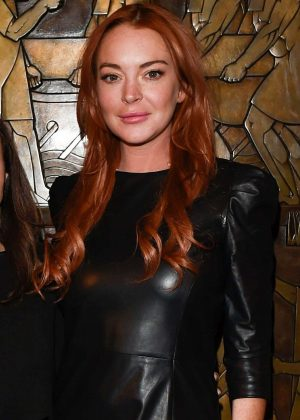 Lindsay Lohan - Zeynep's Fashion Show 2018 in London