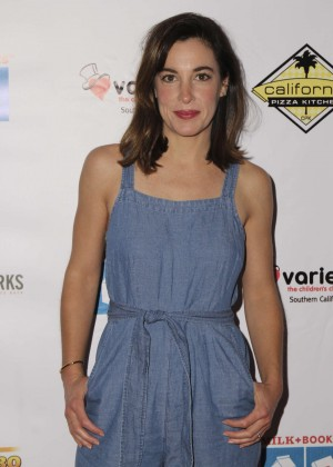 Lindsay Sloane - The 7th Annual Milk + Bookies Story Time Celebration in LA