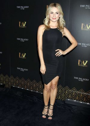 Lindsey Gort - 'BAZ - Star Crossed Love' Opening Celebration in Las Vegas