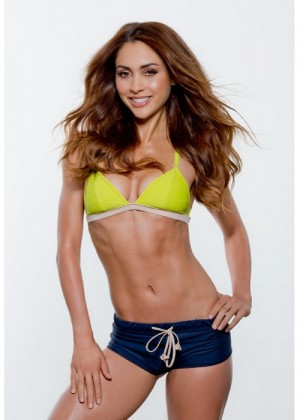 Lindsey Morgan - MOST Fitness Magazine (July 2015)