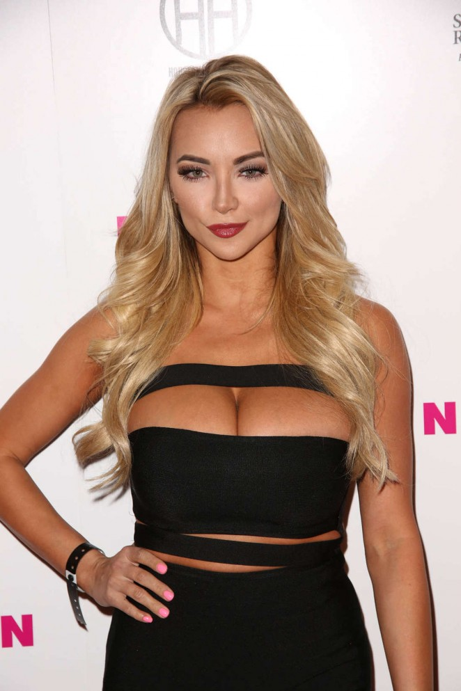 Lindsey Pelas - NYLON Magazine's Muses And Music Party in LA