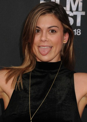 Lindsey Shaw - 'Scream' Premiere at 2015 LA Film Festival