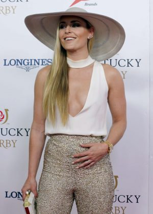 Lindsey Vonn - 142nd Kentucky Derby in Louisville