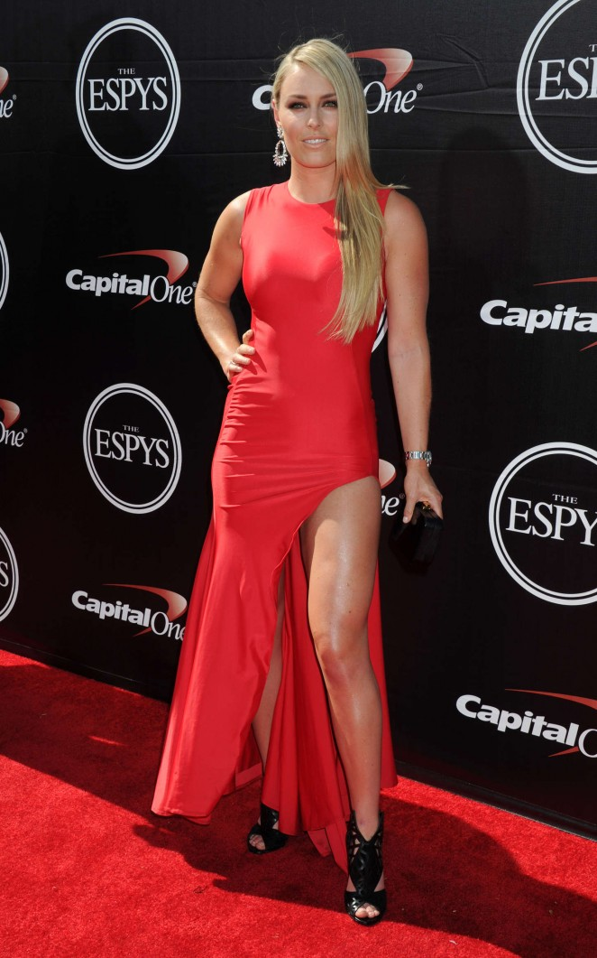 Lindsey Vonn - 2015 ESPYS in Los Angeles