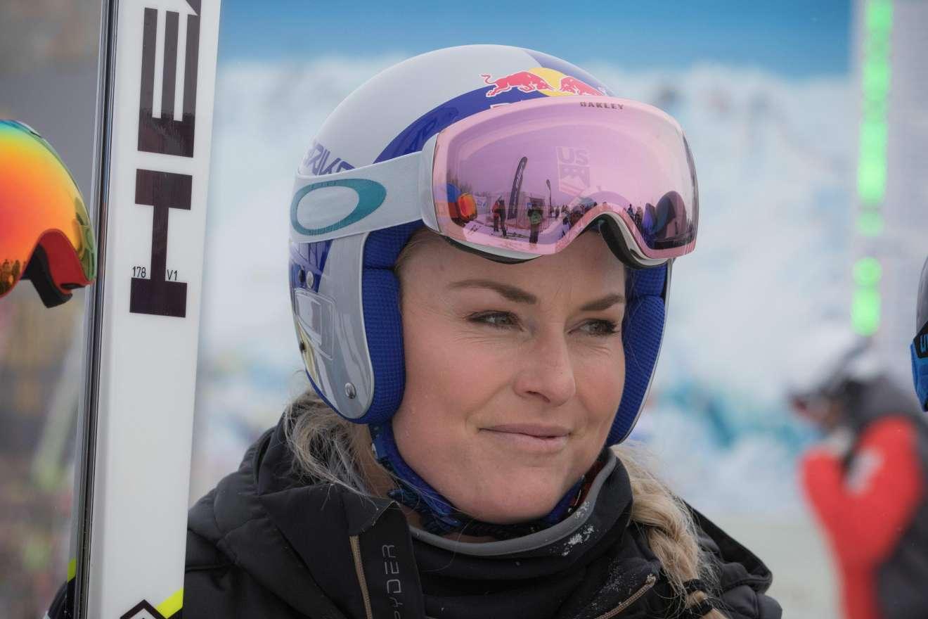 Lindsey Vonn - 2017 Audi FIS Alpine Ski World Cup - Women ...