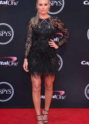Lindsey Vonn - 2017 ESPY Awards in Los Angeles
