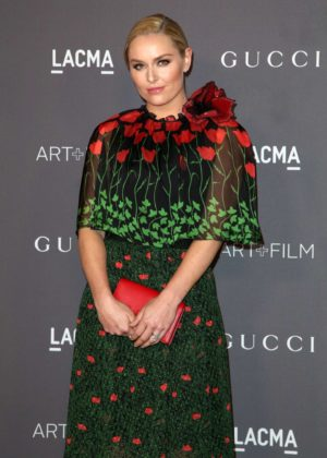 Lindsey Vonn - 2017 LACMA Art and Film Gala in Los Angeles