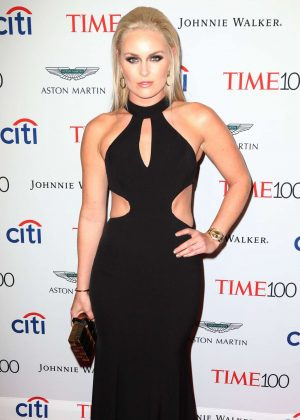 Lindsey Vonn - 2017 Time 100 Gala in New York