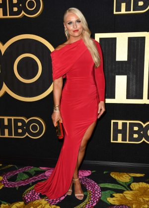 Lindsey Vonn - 2018 Emmy Awards HBO Party in LA
