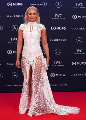 Lindsey Vonn – 2019 Laureus World Sports Awards in Monaco