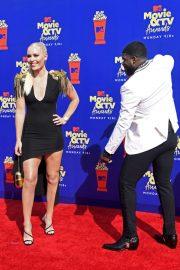 Lindsey Vonn - 2019 MTV Movie and TV Awards Red Carpet in Santa Monica