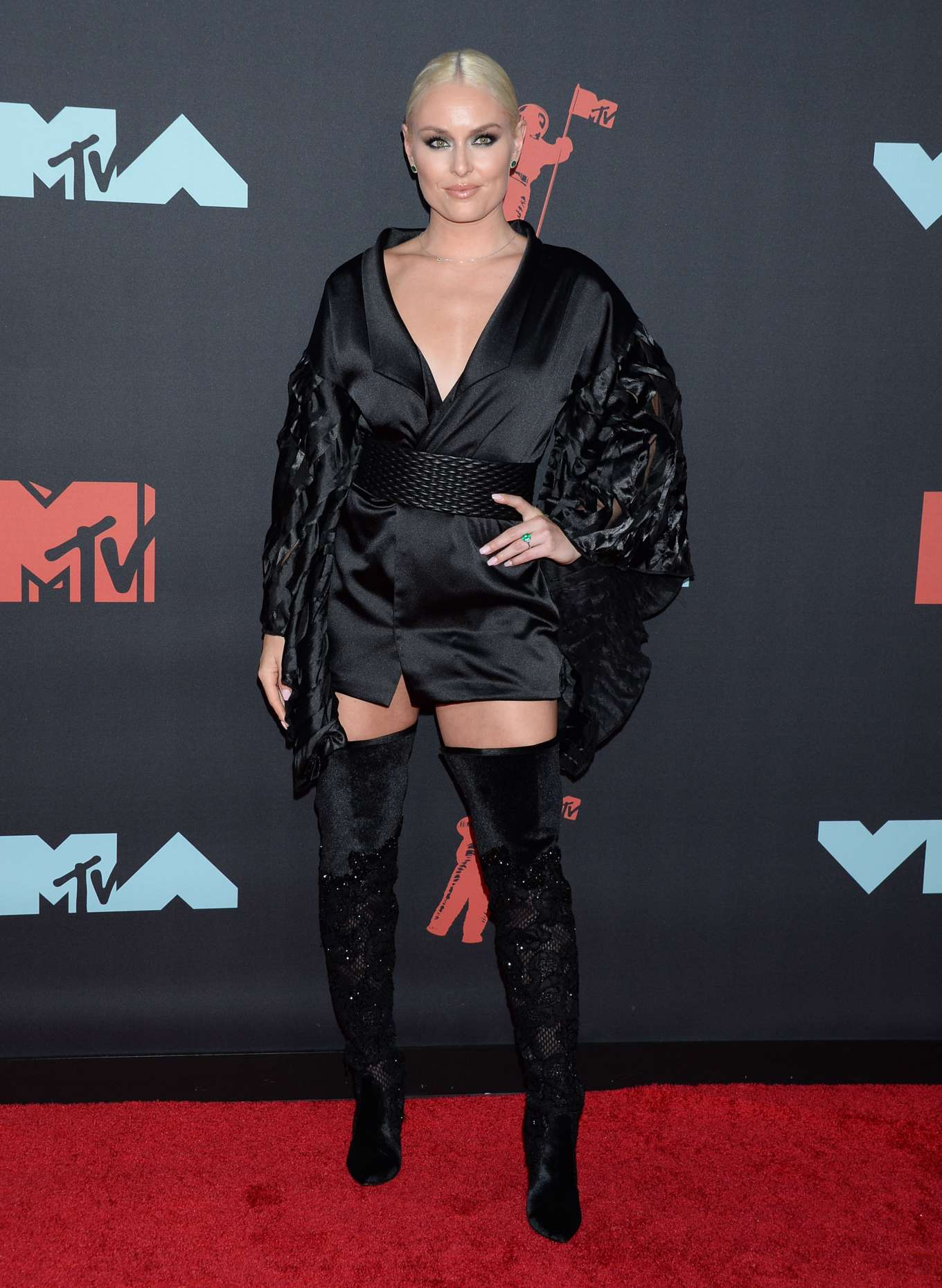 Lindsey Vonn - 2019 MTV Video Music Awards at Prudential Center in New Jersey