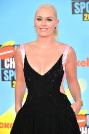 Lindsey Vonn - 2019 Nickelodeon Kids Choice Sports photocall in Santa Monica