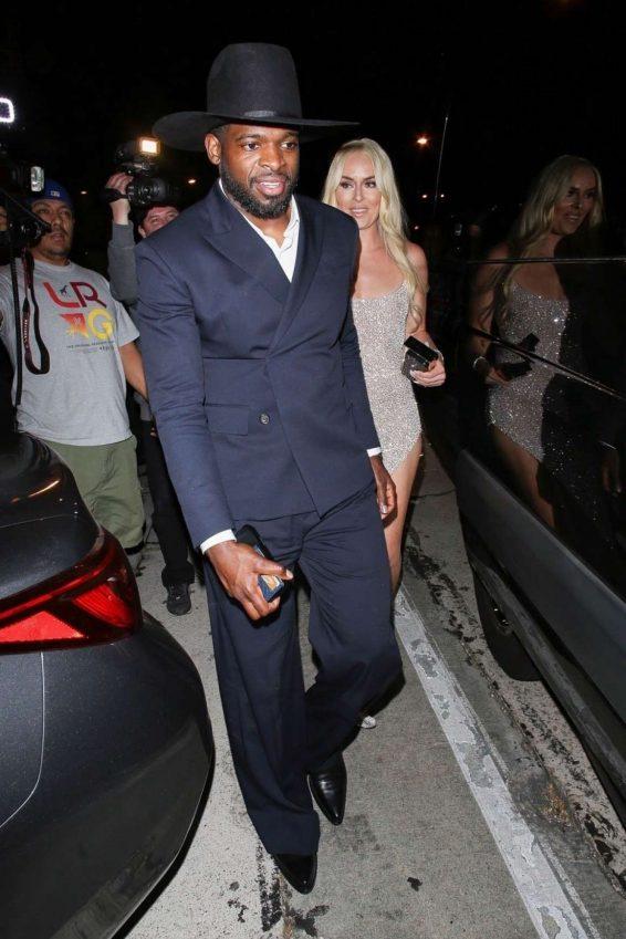 Lindsey Vonn 2019 : Lindsey Vonn – Arrives at Craigs in West Hollywood-12