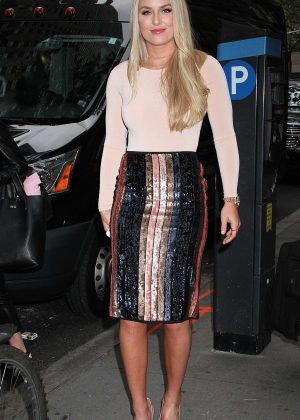 Lindsey Vonn at NBC's 'Today' Show in New York City