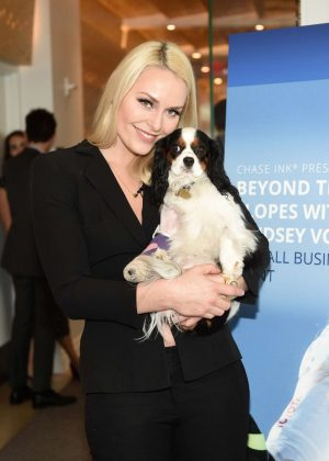 Lindsey Vonn - Beyond the Slopes with Lindsey Vonn: A Small Business Event in NY