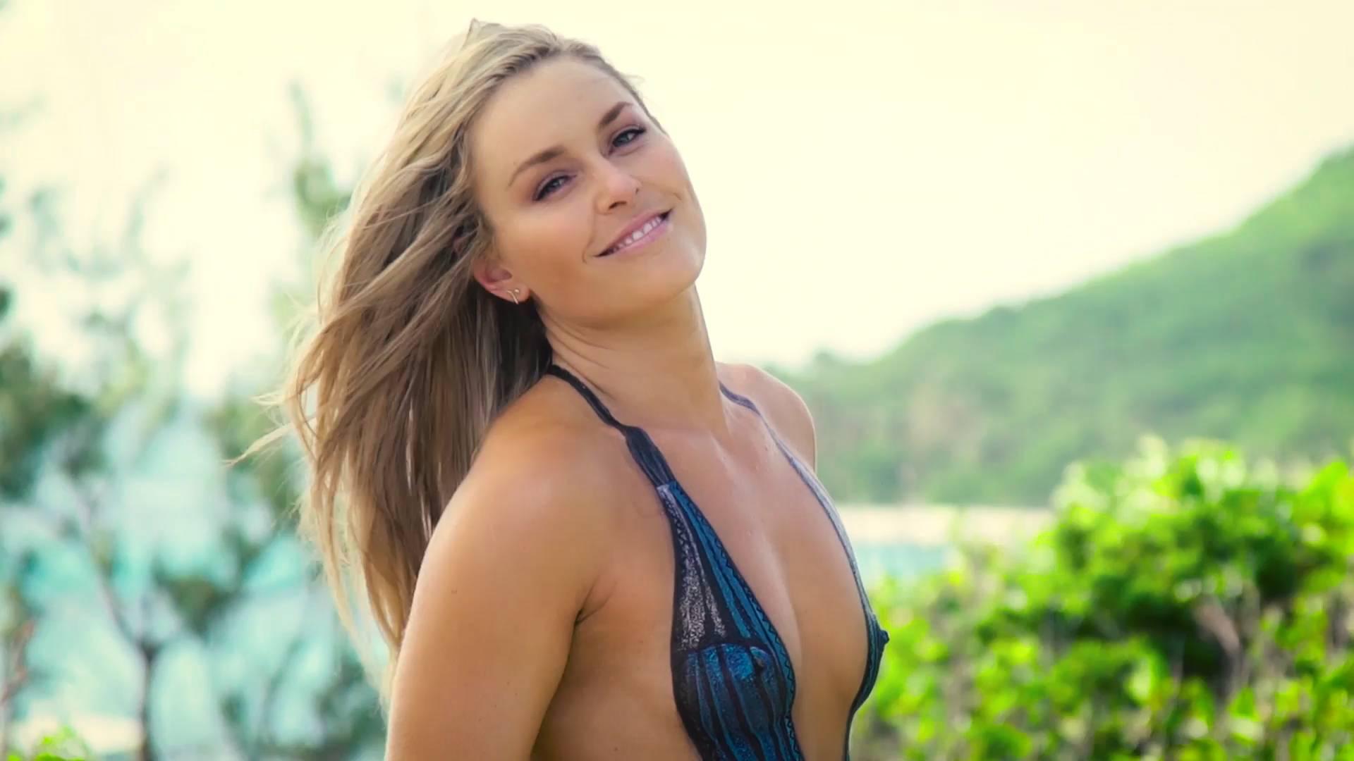 Linsey vonn bikini