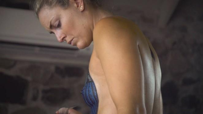 Lindsay Lohan: Nackt-Shooting ohne Fufessel