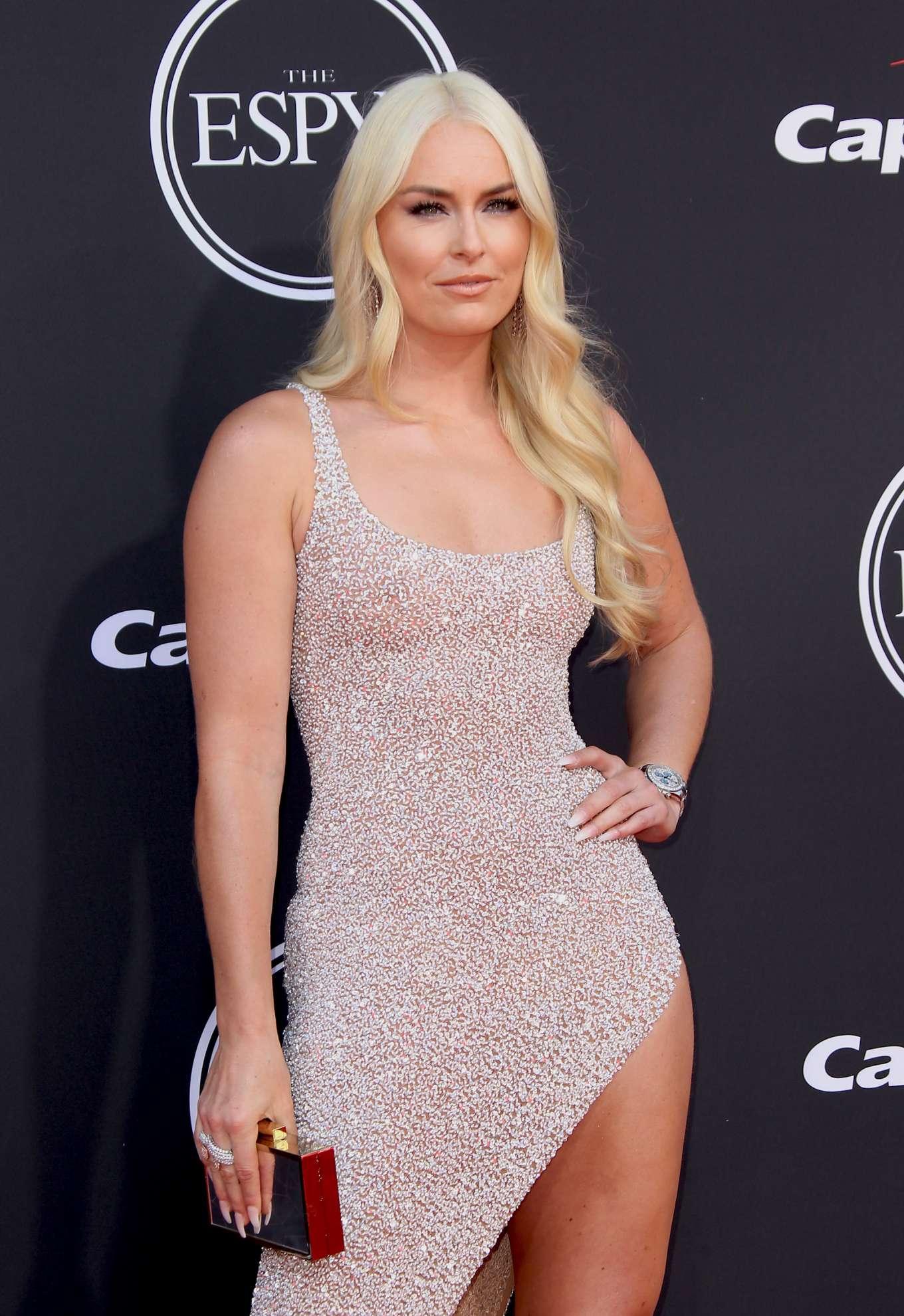 Lindsey Vonn - ESPYS 2019 Awards in Los Angeles