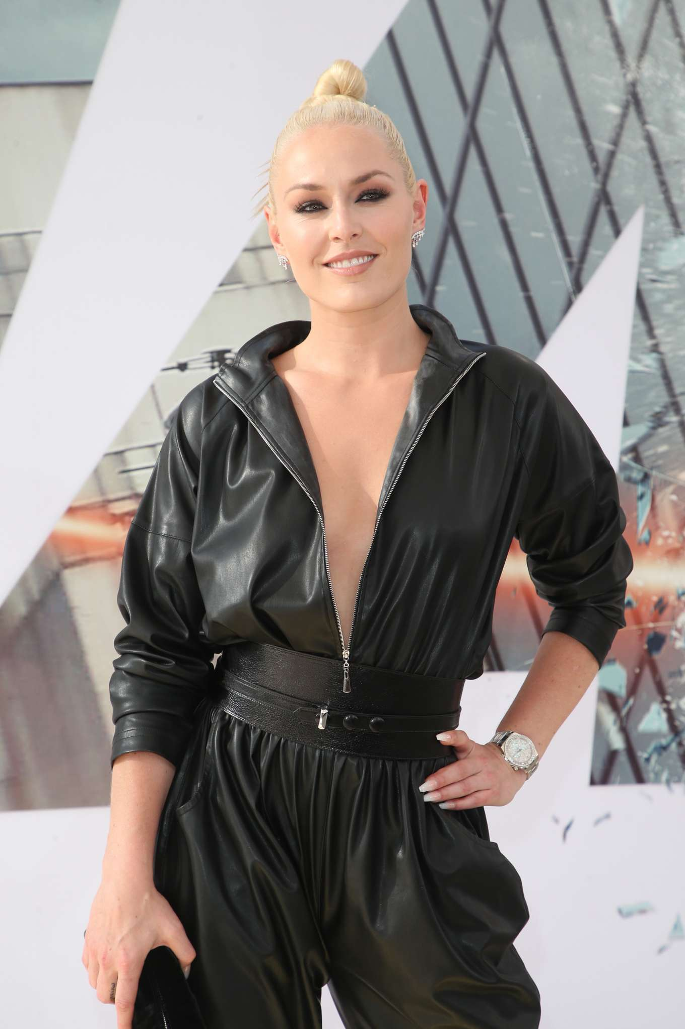 Lindsey Vonn - 'Fast & Furious Presents: Hobbs & Shaw' Premiere in Hollywood