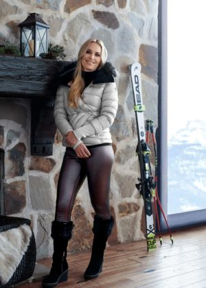 Lindsey Vonn - Lindsey's 'Signature Collection' Fall 2018