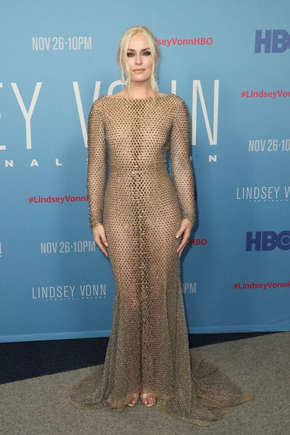 Lindsey Vonn 2019 : Lindsey Vonn – Lindsey Vonn: The Final Season Premiere in Los Angeles-04