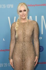 Lindsey Vonn - 'Lindsey Vonn: The Final Season' Premiere in Los Angeles