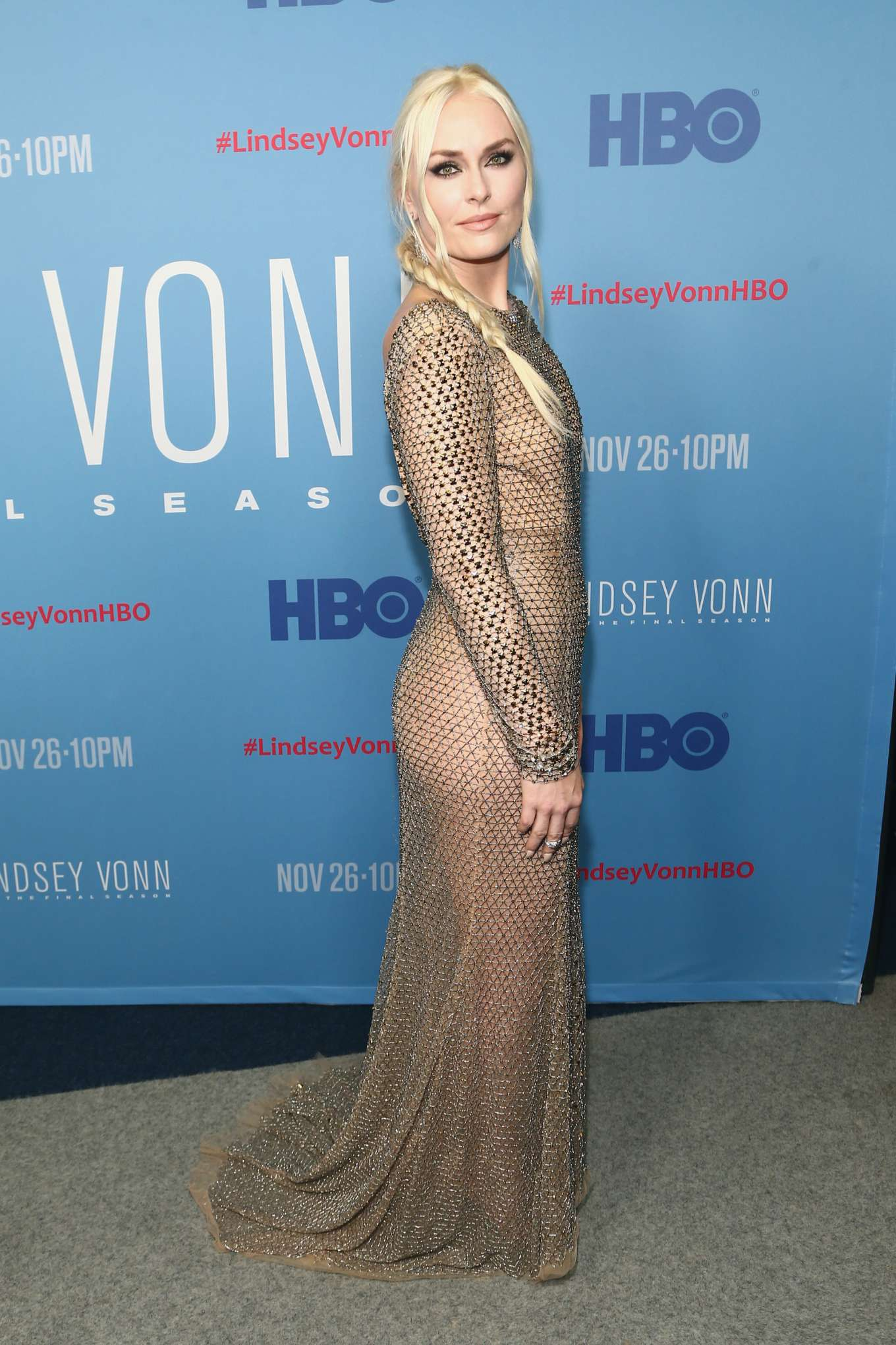 Lindsey Vonn 2019 : Lindsey Vonn – Lindsey Vonn: The Final Season Premiere in Los Angeles-08