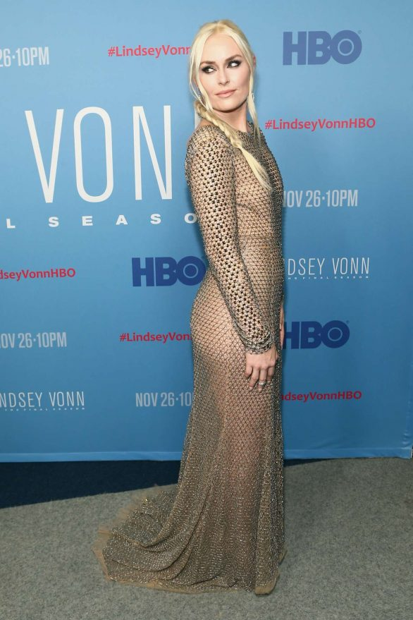 Lindsey Vonn 2019 : Lindsey Vonn – Lindsey Vonn: The Final Season Premiere in Los Angeles-10