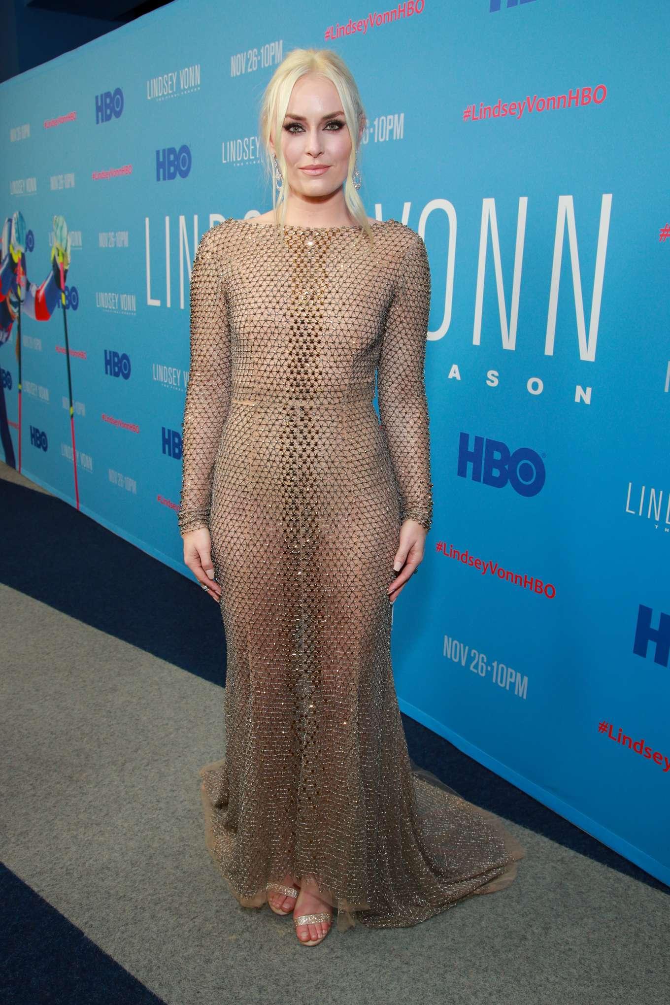 Lindsey Vonn 2019 : Lindsey Vonn – Lindsey Vonn: The Final Season Premiere in Los Angeles-11