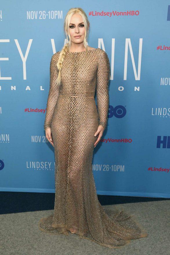 Lindsey Vonn 2019 : Lindsey Vonn – Lindsey Vonn: The Final Season Premiere in Los Angeles-12
