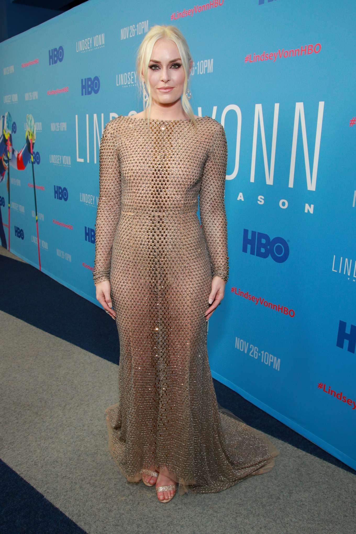 Lindsey Vonn 2019 : Lindsey Vonn – Lindsey Vonn: The Final Season Premiere in Los Angeles-13