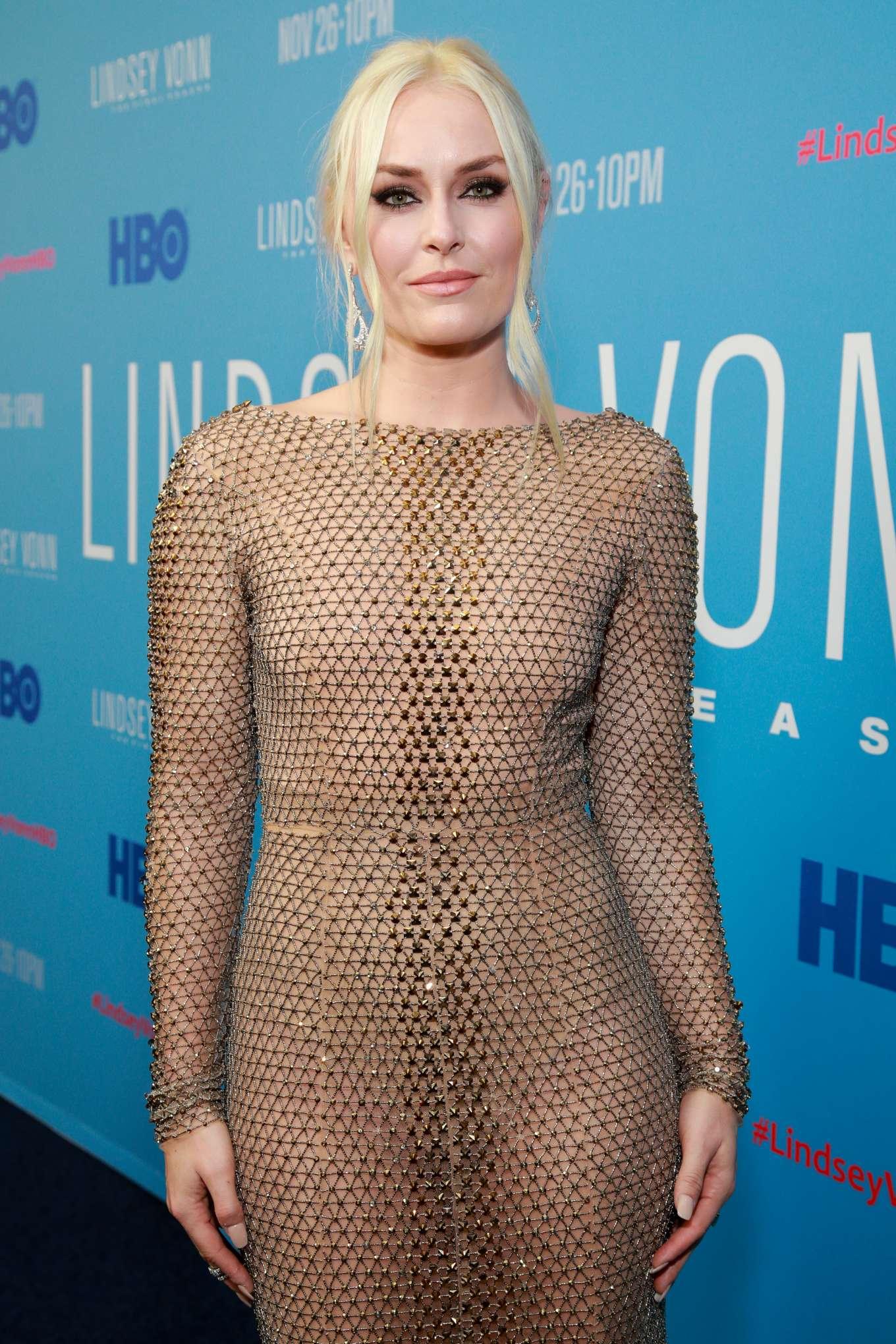 Lindsey Vonn 2019 : Lindsey Vonn – Lindsey Vonn: The Final Season Premiere in Los Angeles-14